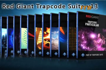 【AE插件】Red Giant 经典特效插件 Trapcode Suite 13.1.1